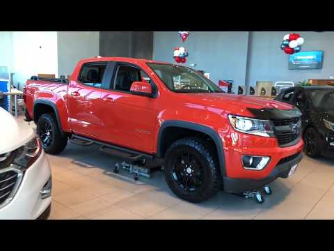 Here's Why The Chevy Colorado is the Best Midsize Truck   2019 Chevy Colorado First Ride