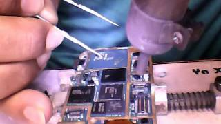 nokia n73 bluetooth ic change solution done here by jatin