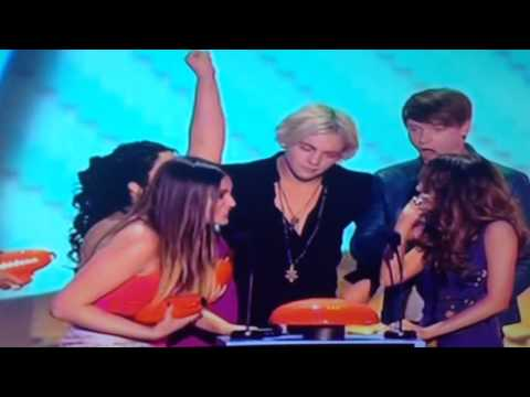 Austin and Ally win plus Ross and Laura get a big surprise