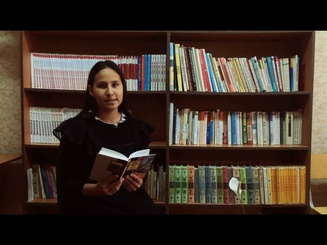 Изображение предпросмотра прочтения – АдельШакирьянова читает произведение «Вальс» И.А.Бунина