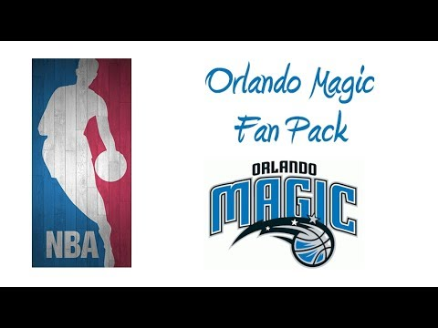 2016-17 Orlando Magic Fan Pack
