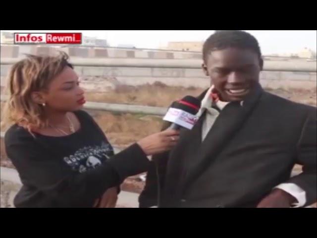 """Ndeysaan!  voici la dernière vidéo des """"fakhman"""" trouvés morts sous le pont de Patte d'Oie"""
