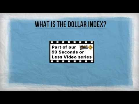 What Is The US Dollar Index