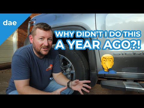 How to Install a TPMS on a 2019 GMC SIERRA | TRAVEL (RV LIFE) | WHY DID I WAIT?! 🙀🙄