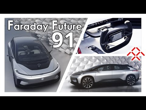 Faraday Future FF 91 | Review - Everything You Need To Know | Spec, Interior, Exterior - 2017