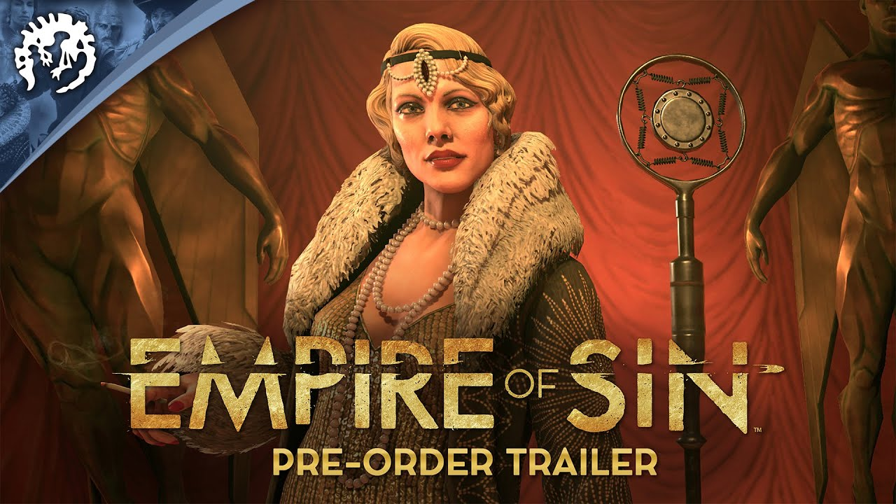 Empire of Sin   Pre-order Trailer   Coming out December 1