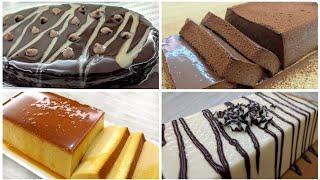 6 NoBake Cake and Dessert Recipes
