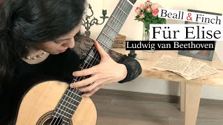 This is our arrangement of the beautiful für elise (bagatelle n. 25 in am) by ludwig van beethoven, performed rosalind beall. score available on ou...