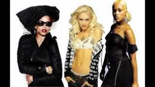 "Gwen Stefani vs. Kelis vs. Eve - ""Rich Hollaback Milkshake Girl"""
