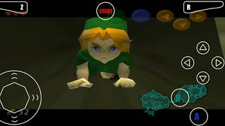 Zelda Ocarina Of Time Parte 1 Android