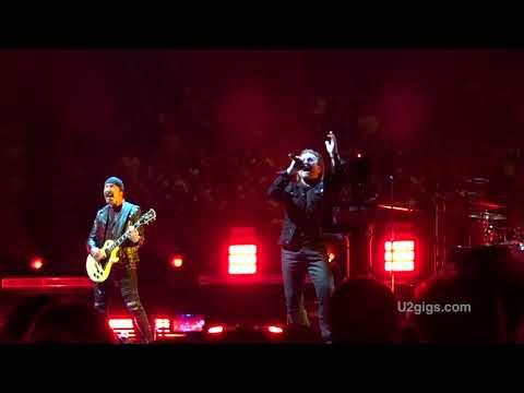 After Bono Experiences Sudden Vocal Loss, U2 Cancels Sold