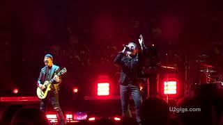 http://www.u2gigs.com - U2 perform Red Flag Day live during their E...