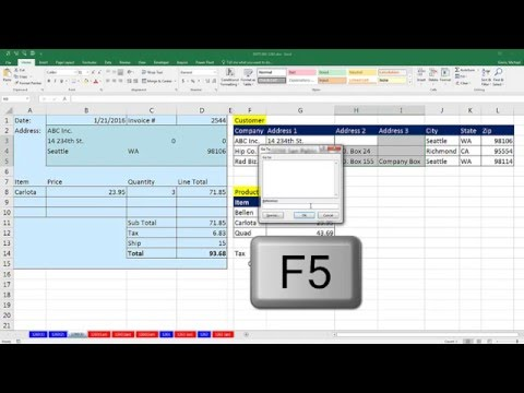 Excel Magic Trick 1260: VLOOUP Returns Zero when Lookup Table Contains Empty Cell? 3 Fixes.