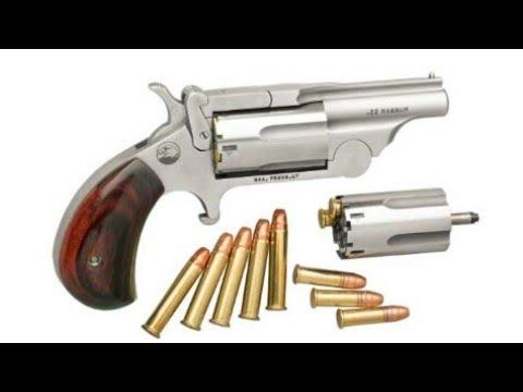 North American Arms Sidewinder & Ranger II Micro Revolvers - 2018 Models