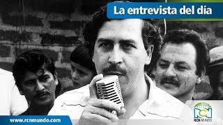 Entrevista inédita de Yolanda Ruiz a Pablo Escobar en 1988