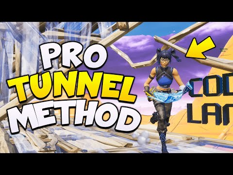 How To TUNNEL Like A PRO In Fortnite Chapter 2!