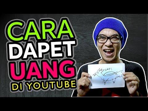 Cara Mendapatkan Uang dari Youtube - Mulai dari Nol!