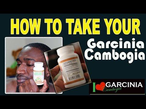 How To Take Garcinia Cambogia Pills