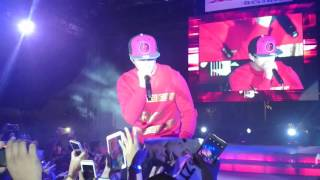 [151114] Enrique Gil - What Do You Mean? @ South Park District Avida Land Chill Fest (Muntinlupa)