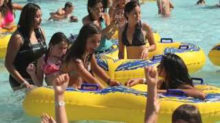 The Blue Wave at Wild Water Adventure Park