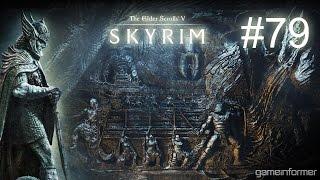 """Прохождение TES V Skyrim №79 """"Подъем на рассвете"""" (Как избавиться от вампиризма)"""