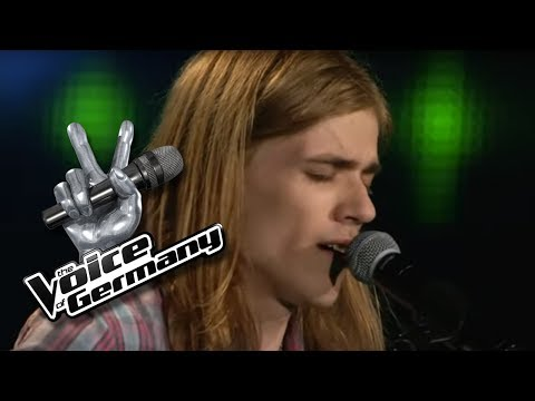 Nirvana - Where Did You Sleep Last Night | Julien Alexander Blank | The Voice of Germany 2017