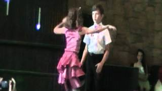 Miss Copilarie 2012 Tamaseni Neamt Dumea Alexandra-Maria si Cadar Robert -Claudiu