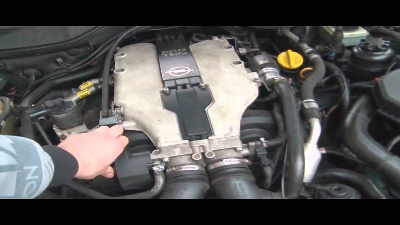 Opel Omega Mv6 3 0 V6 Engine Sound