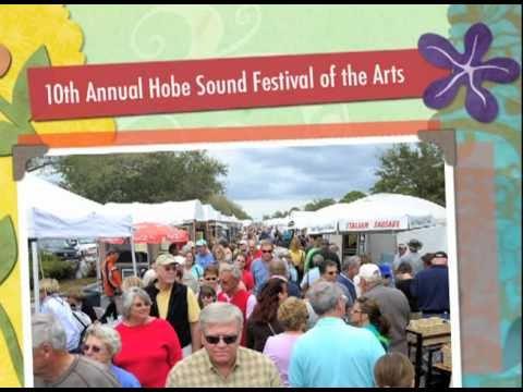 10th Annual Hobe Sound Festival Of The Arts Youtube