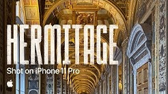 A one-take journey through Russia's iconic Hermitage museum    Shot on iPhone 11 Pro