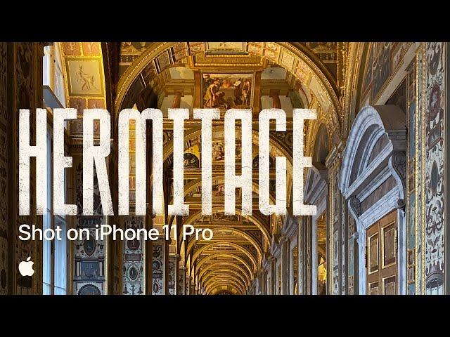 Shot on iPhone 11 Pro—Hermitage