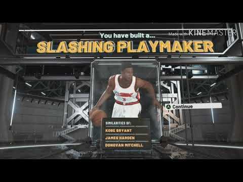 NBA 2K20| PRIME WADE SLASHING BUILD