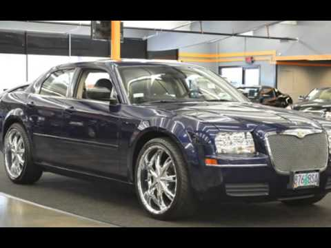 2005 chrysler 300c rylser 300 sedan custom 22 wheels low miles for sale in milwaukie or youtube. Black Bedroom Furniture Sets. Home Design Ideas