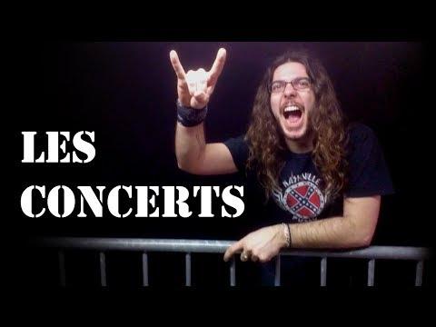 Metalliquoi ? - Episode 5 : Les concerts