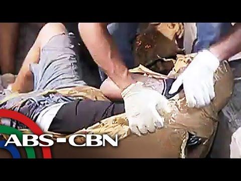 TV Patrol: 2 biktima ng 'salvage', binalot ng tape