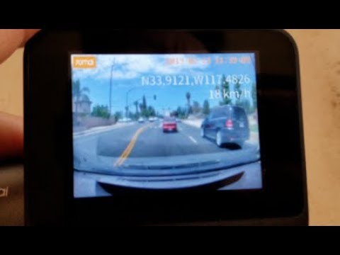 70mai Pro Dash Cam How To Update Latest Firmware GPS & Speed + Test Clip!