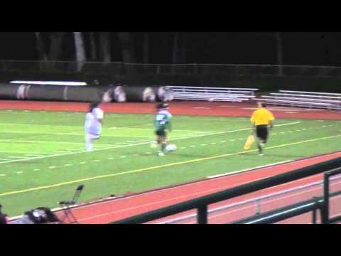 Brittny Maze Soccer 2015