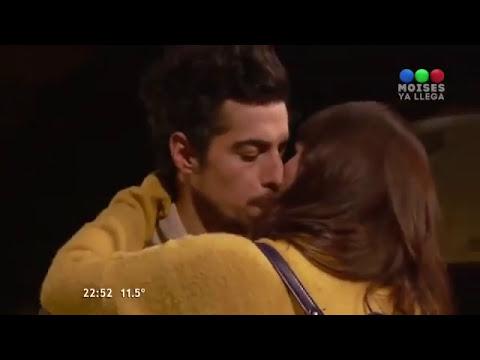 La escena hot de Griselda Siciliani con Esteban Lamothe que habría molestado a Adrián Suar