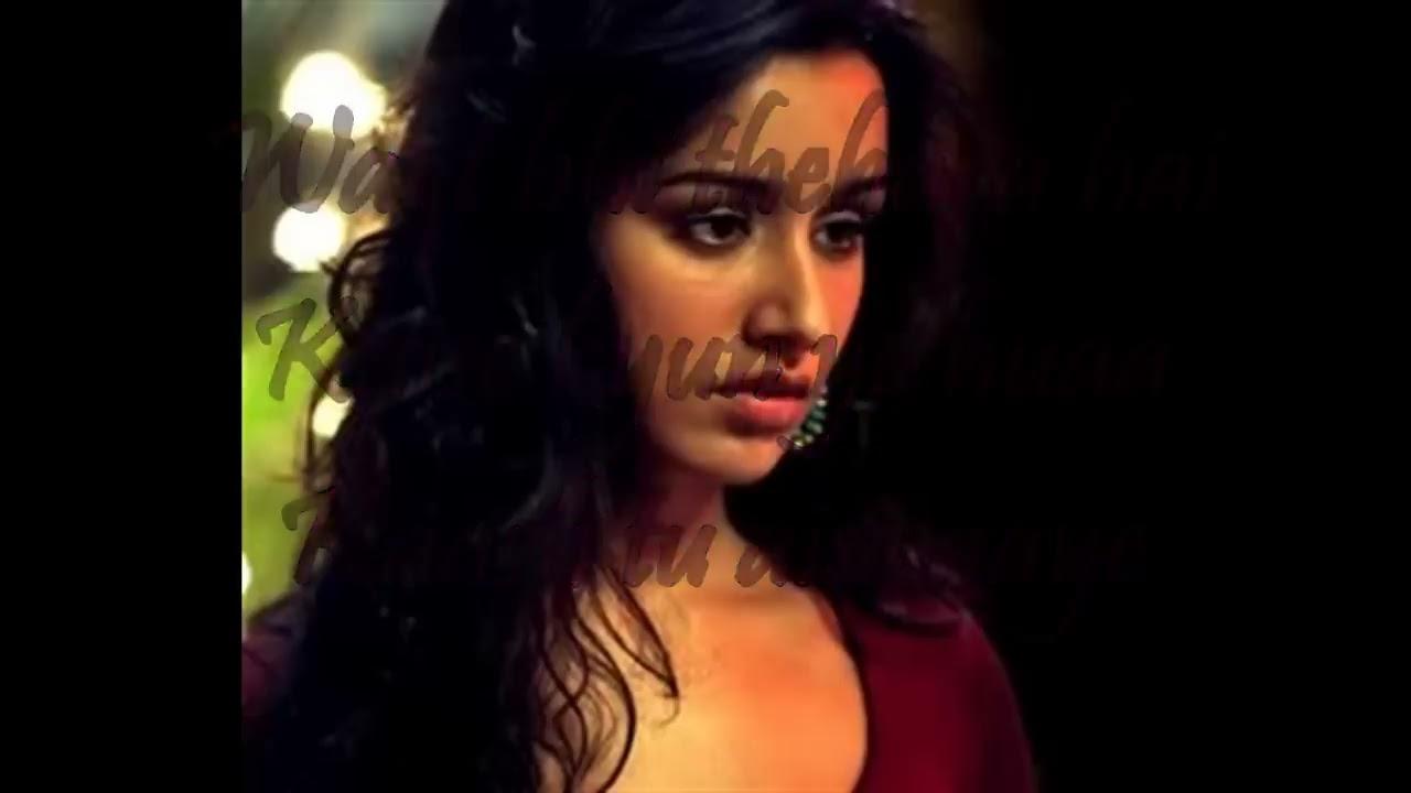 Download Sun Raha Hai Na Tu (Female Version)-Lyrics On Screen   Aashiqui 2  Official song   Allin1lyrics