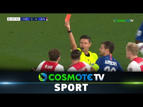 Τσέλσι - Αγιαξ (4-4) Highlights - UEFA Champions League 2019/20 - 5/11/2019 | COSMOTE SPORT
