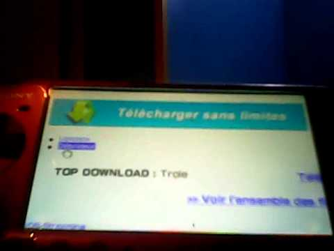 How to download free movies for your psp.