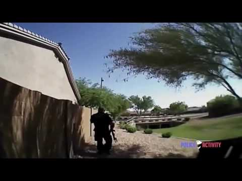 Buckeye Police Gunfight With William Ferguson