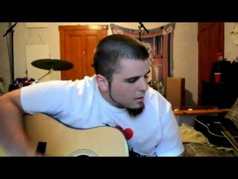 Small Town Kid - Eli Young Band (Acoustic Cover By Derek Wayne)
