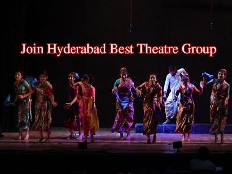 Top 7 Theatre Groups in Hyderabad