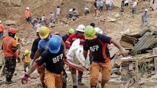 Chega a 74 número de mortos nas Filipinas por tufão Mangkhut