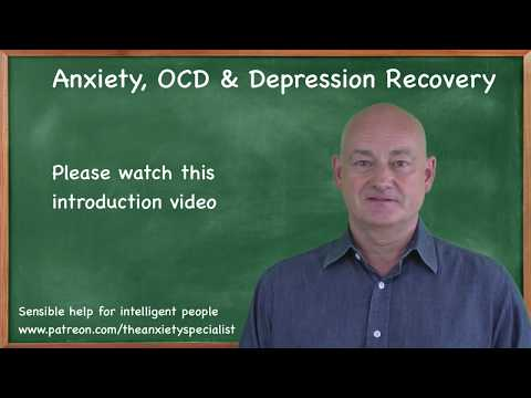 Creating The Best Anxiety & OCD Treatment & Recovery Course I Possibly Can, With Your Help!