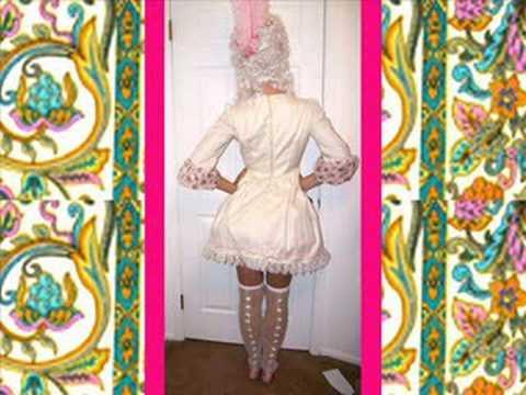 Marie Antoinette Halloween Costume Ideas and Makeup  sc 1 st  YouTube & Marie Antoinette Halloween Costume Ideas and Makeup - YouTube