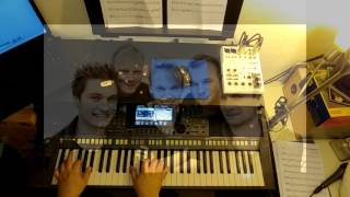 Nie Ufaj Mi (Wkręceni)-  Igor Herbut - Yamaha PSR - S770