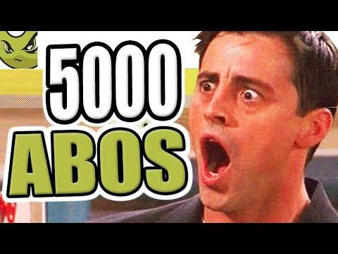 EPIC PLS NERF GAX!!!! 😍 NUR DANK EUCH!!!! 5000 ABONNENTEN!!!! 😍