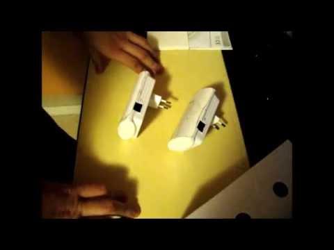 D-Link Powerline DHP-307AV hands on and demonstrat